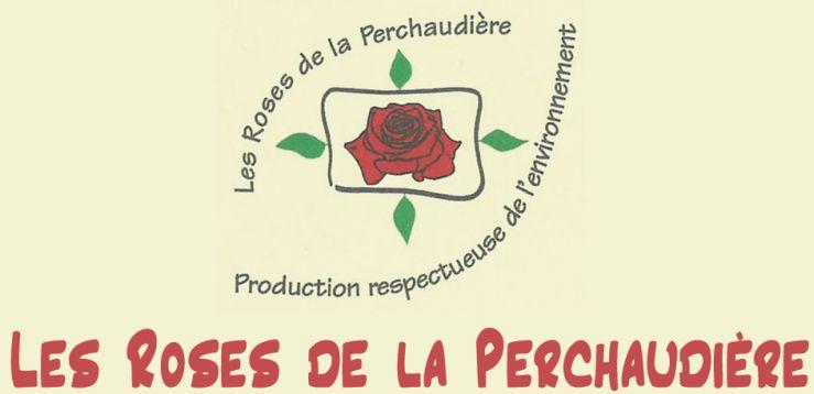 Les roses de la Perchaudière
